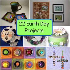 22 Earth Day Projects | FaveCrafts.com