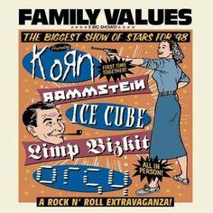 Family Values Tour, 1998