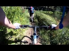 If you like to mountain bike, Bend is the place to be...