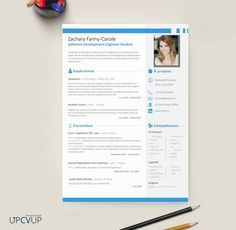 cv moderne 2019 gratuit Schön Free Resume Templates 18 Download Resume Template Free, Free Resume, Cv Ingenieur, Word Doc, Words, Job Resume Template, Free Resume Format, Horse