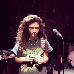 You mam, are awesome! LORDE