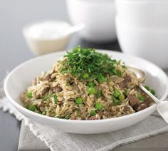 1 Combine lamb and onion in a bowl. Heat a saucepan over a medium heat. Add lamb mixture and cook, stirring, for minutes, or until Add garlic, ginger and curry powder a. Low Sodium Recipes, Ww Recipes, Cooking Recipes, Healthy Recipes, Sodium Foods, Family Recipes, Lamb Dishes, Malaysian Food