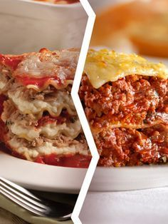 Delight your taste buds by swapping out beef for tuna in our Tuna Lasagna recipe!