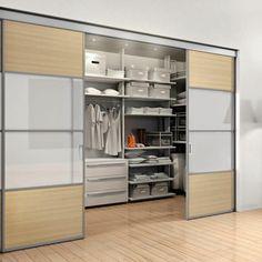 indoor sliding glass doors walk in wardrobes