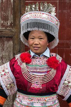 "https://flic.kr/p/fvdkpw   ""IRON SMITH"" MIAO - village GAO ZHAI   IRON SMITH MIAO , village GAO ZHAI, China,  Guizhou, Southwest China, Huishui, Kaili, tribes, minorities,   The way from Huishui to Kaili 303 km  en.wikipedia.org/wiki/Miao_people  www.tribaltextiles.info/Diaries/SWC2001_Diary.htm Slideshow: www.flickr.com/photos/rietje/show/"