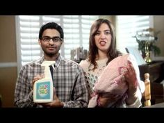Naptime Spray For Kids. This video is so funny. Go and watch it now.