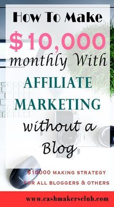 How To Make 1 0000 With Affiliate Marketing Witho Marketing Training, Marketing Program, Business Marketing, Business Tips, Online Business, Amazon Affiliate Marketing, Online Marketing, Digital Marketing, Marketing Companies