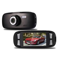 96220 Car DVRS Camera Auto Registrator Video Recorder auto logger HD 1080P DVR Dash Cam Recorder Blackbox Night Vision G-Sensor
