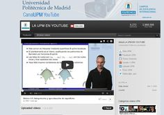 Canal UPM Youtube (Universidad Politécnica de Madrid)