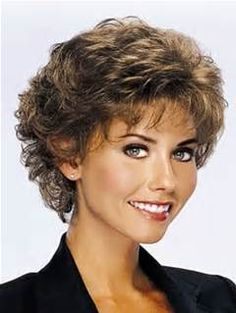 perms for short hair - Bing Images