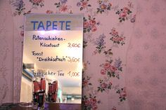 Tapete Bar | Stadtbekannt Wien | Das Wiener Online Magazin Online Magazine, Bar, Wallpapers