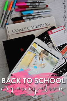 Five Things: Back To School Organization - My Newest Addiction Beauty Blog