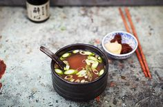 For me, comfort food doesn't only taste delicious, it uplifts, nourishes and gives your insides a big hug, which is exactly what this miso soup…
