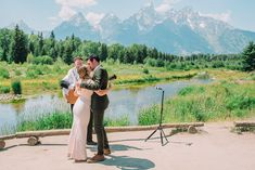 Five Best Places to Find Wedding Inspiration Online   Janelle & Co Photo Teton Mountains, Destination Wedding Locations, Local Photographers, Grand Teton National Park, Bridal Hair And Makeup, Elopement Inspiration, Photography Website, Elopements, Real Weddings