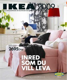 2009 ikea catalogue Ikea Catalog 2009 Now Available Online Here Ikea Ektorp, Catalogue Ikea, Ikea Inspiration, Toddler Girl Bedding Sets, Ikea Design, Catalog Cover, French Country Farmhouse, Basement Bedrooms, Ikea Furniture