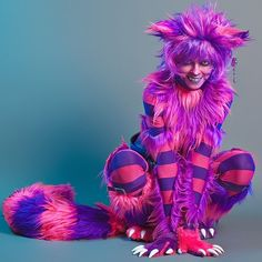 le-chat-du-cheshire-alice - maquillage tuto