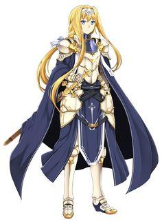 Bildergebnis für Sword Art Online: Alicization Alice