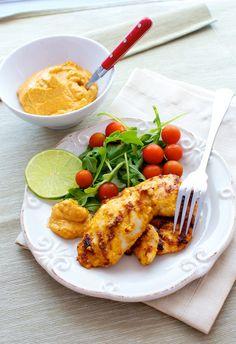 Pollo asado con mojo picón, receta de Pepekitchen para el blog 'A tu Gusto' de superSol. La mejor gastronomía :)