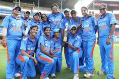 Indian Women White washed SL in T20