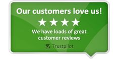 eSURRANTY.com TrustPilot Rating