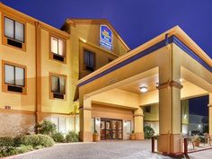 Schulenburg (TX) Best Western Plus Schulenburg Inn and Suites United States, North America Ideally located in the prime touristic area of Schulenburg, Best Western Plus Schulenburg Inn and Suites promises a relaxing and wonderful visit. The hotel has everything you need for a comfortable stay. Take advantage of the hotel's 24-hour front desk, facilities for disabled guests, Wi-Fi in public areas, car park, meeting facilities. Guestrooms are fitted with all the amenities you ne...