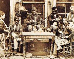 RYD - Osmanlı'da kahvehaneler ve nargile