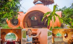 Home sweet dome! Man builds his own dream mini-home in just six weeks for only $9,000 #Prepper