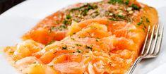 Graavilohi Tzatziki, Omega 3, Thai Red Curry, Pesto, Cantaloupe, Macaroni And Cheese, Fruit, Ethnic Recipes, Garden