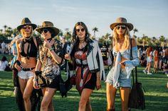 Street style Coachella 2017 © Condé Nast Internacional