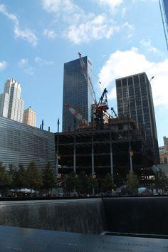 3 World Trade Center under construction