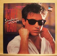 "COREY HART - Sunglasses at Night - near mint - nm - Vinyl 12"" Maxi - Disco Pop"