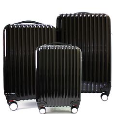 durable abs pc luggage set, highly recommended! http://www.ebay.com/itm/Travel-Luggage-8-Wheel-Spinner-Trolley-Hard-Shell-Suitcase-6-Color-20-24-28-inch-/252400770467?rd=1