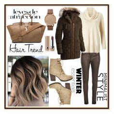 """""""#matchy- hair trend"""" by nonymhmd ❤ liked on Polyvore featuring beauty, Steve Madden, Yves Saint Laurent, Marc Jacobs, Komono, Morgan, Miss Selfridge, SOREL, hairtrend and rainbowhair"""