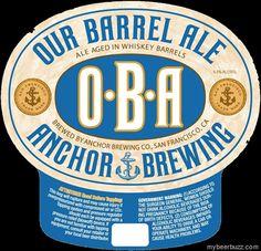 Anchor Our Barrel Ale