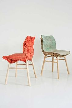Well Proven Chair — Marjan van Aubel