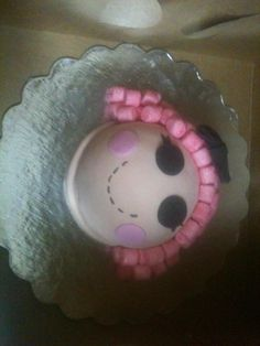 lalaloopsy cake by Dulce Galeria