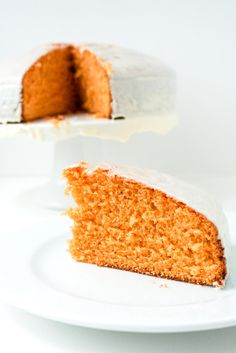 Thai Tea Cake with C