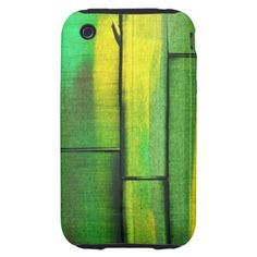 Bam Bamboo 1 iPhone 3g/3GS Case Mate Tough Tough iPhone 3 Cover