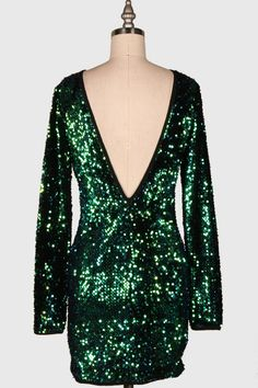 Open back sequin dress ticking all boxes x #illPenYouAPoem www.instagram.com/illPenYouAPoem