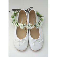 Bailarina blanca basic.