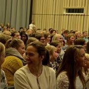 På kvelden sto Molde for underholdningen!