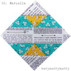 verykerryberry: Farmer's Wife QAL Blocks 55 & 56: Malvina & Marcella