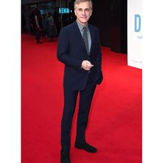 Christoph Waltz wears #PradaFW17 collection while attending the 'Downsizing' première during the 61st #BFI #LondonFilmFestival.  via ✨ @padgram ✨(http://dl.padgram.com)