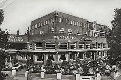 Restaurant Normandie op het Keizer Karel plein. Goede herinneringen aan mijn vriendinnetje Marlies Nypels.