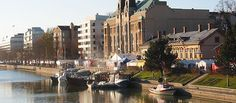 Turku Fish Market - photo © MEK Finnish Tourist Board
