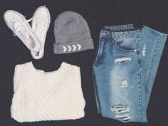I really love those jeans ❤