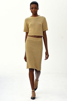 Organic by John Patrick Fall 2013 Ready-to-Wear Collection Slideshow on Style.com