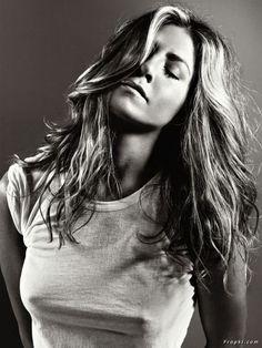 Jennifer Aniston - Just cause she is all around fabulous.