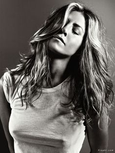 Jennifer Aniston - Just cause she is all around fabulous.