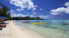 Plaże zwane Złotymi Piaskami